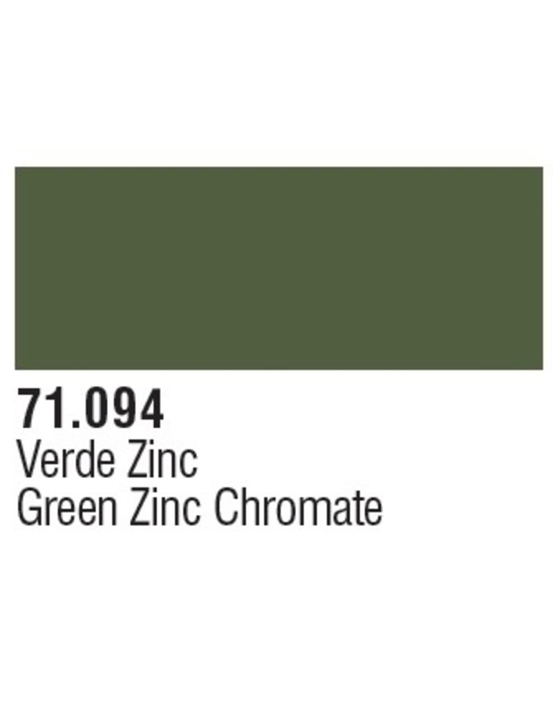 Vallejo VAL71094 Green Zinc Chrome