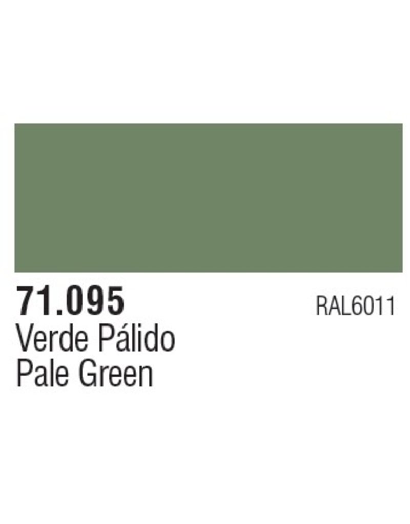 Vallejo VAL71095 Pale Green