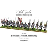Warlord Games Napoleonic French Line Infantry 1806-1810 (24)