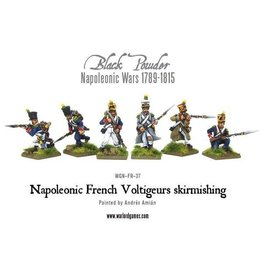 Warlord Games Napoleonic French Voltiguers Skirmishing