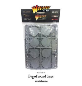 Warlord Games Bag of Round Warlord Bases