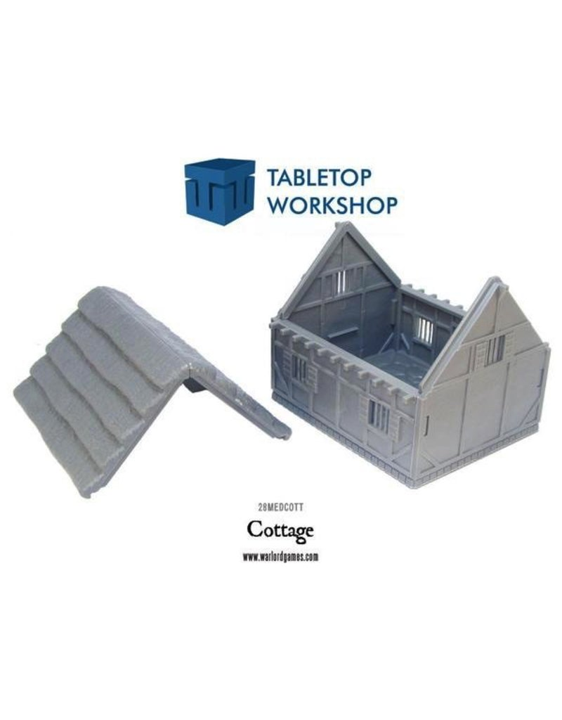 Tabletop Workshop 28mm Terrain: Cottage