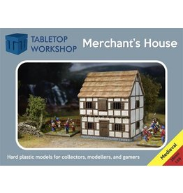 Tabletop Workshop 28mm Terrain: MerchantÕs House