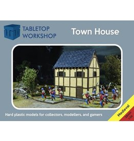 Tabletop Workshop 28mm Terrain: Town House
