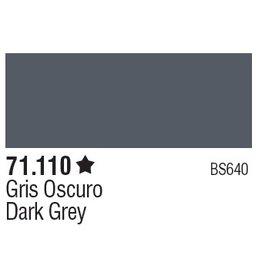 Vallejo VAL71110 UK Ext Dk Sea Grey