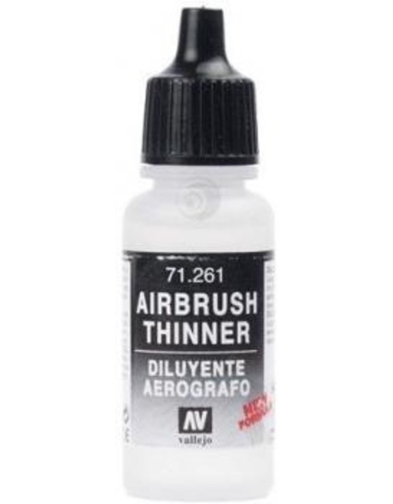 Vallejo VAL71261 Vallejo Airbrush Thinner