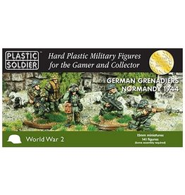 Plastic Soldier Company German Grenadiers Normandy 1944