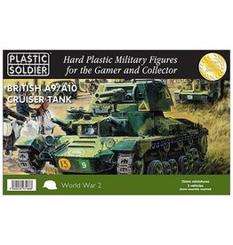 Plastic Soldier Company British A9/A10 Cruiser Tank