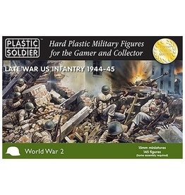 Plastic Soldier Company American Infantry 1944-45