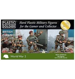 Plastic Soldier Company British Paratroopers 1944-45