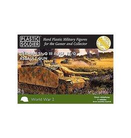 Plastic Soldier Company German Stug III Ausf F8/G (5pcs)