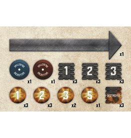 GF9 TANKS TANKS: Token Set