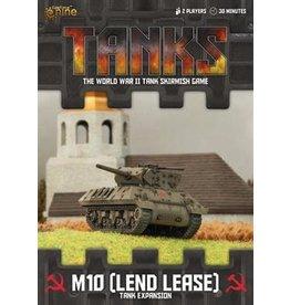 GF9 TANKS TANKS: Soviet Lend Lease M10
