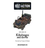 Bolt Action BA German Army: Kubelwagen
