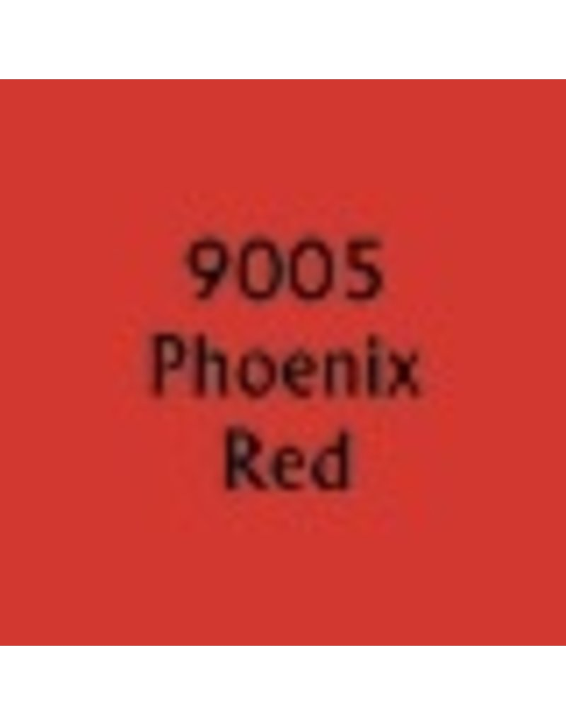 Reaper Paints & Supplies RPR09005 MS Phoenix Red