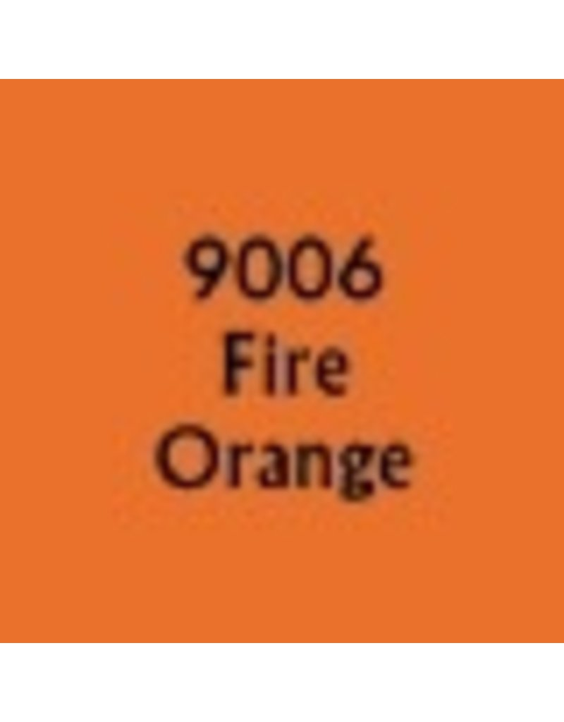 Reaper Paints & Supplies RPR09006 MS Fire Orange