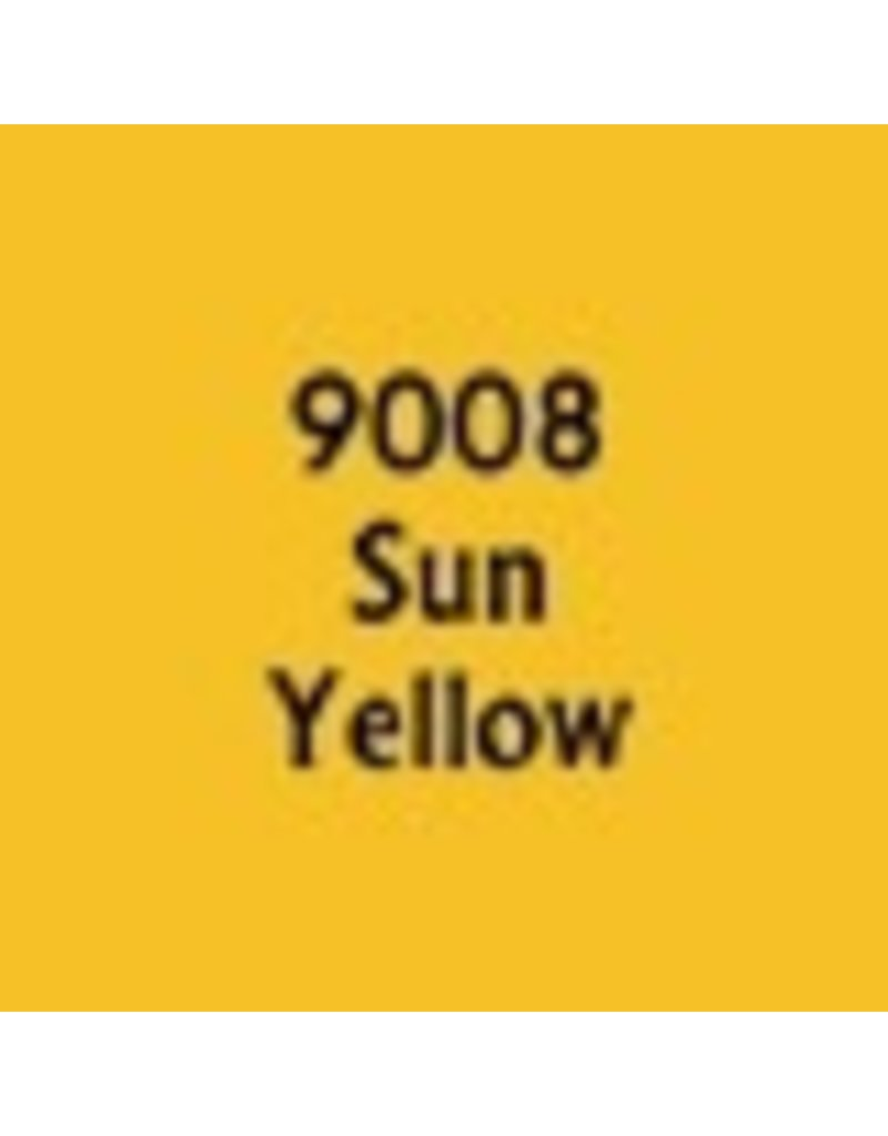 Reaper Paints & Supplies RPR09008 MS Sun Yellow