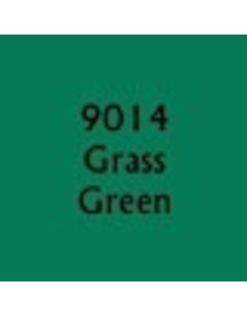 Reaper Paints & Supplies RPR09014 MS Grass Green