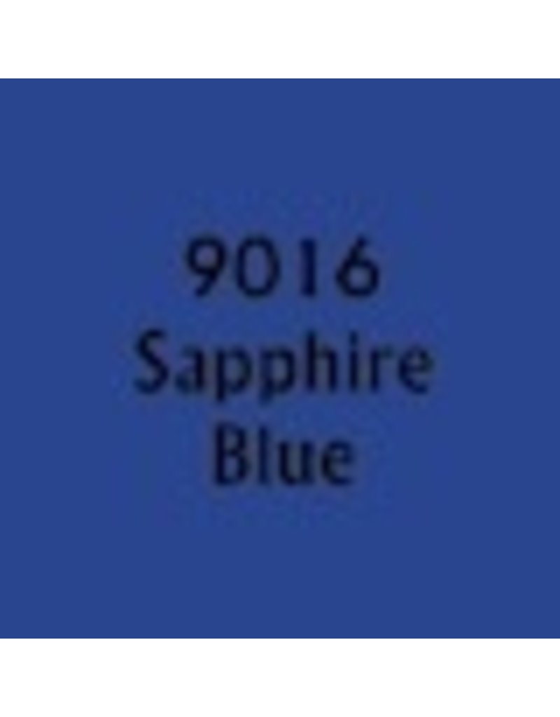 Reaper Paints & Supplies RPR09016 MS Sapphire Blue