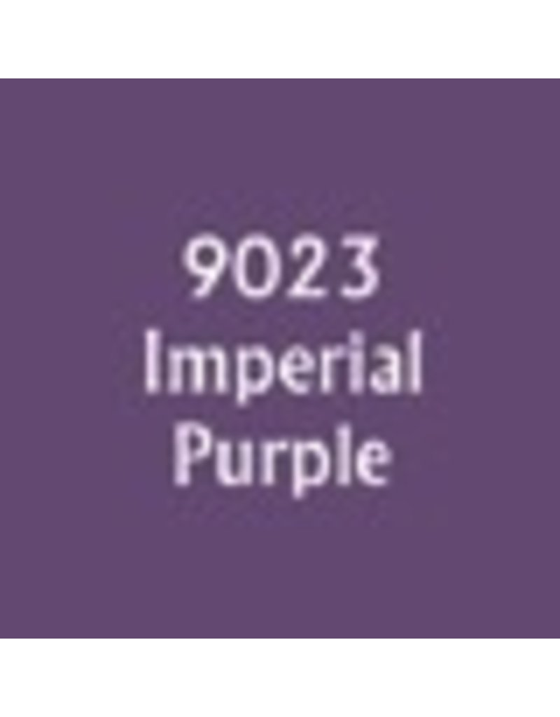 Reaper Paints & Supplies RPR09023 MS Imperial Purple