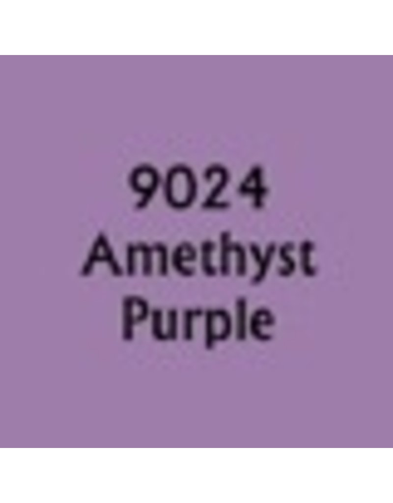 Reaper Paints & Supplies RPR09024 MS Amethyst Purple