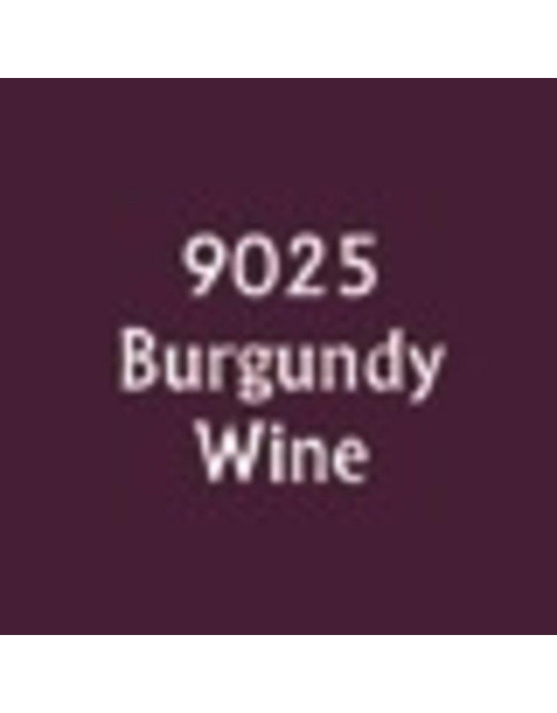 Reaper Paints & Supplies RPR09025 MS Burgundy Wine
