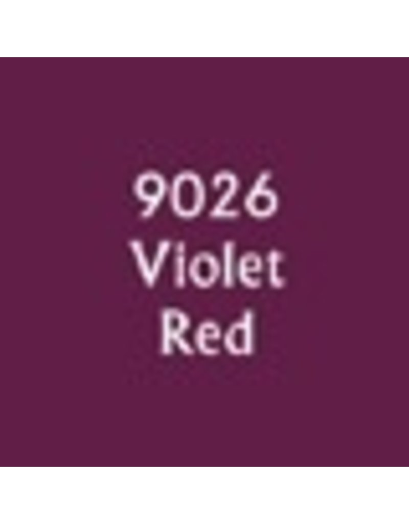 Reaper Paints & Supplies RPR09026 MS Violet Red