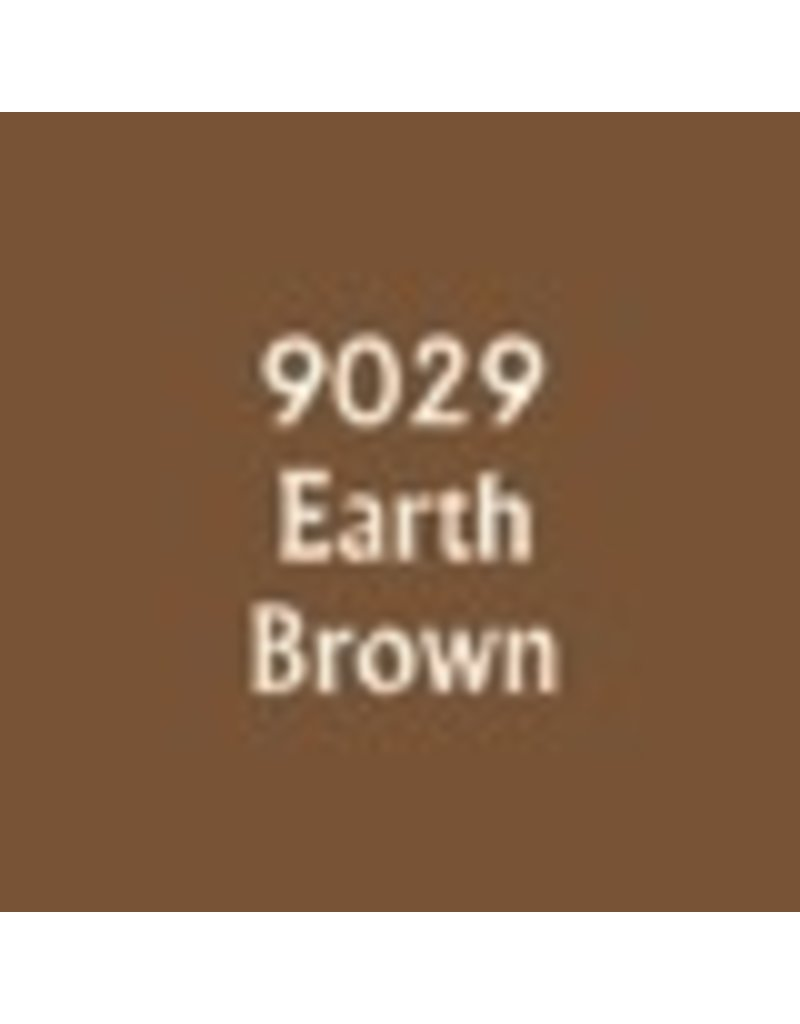Reaper Paints & Supplies RPR09029 MS Earth Brown