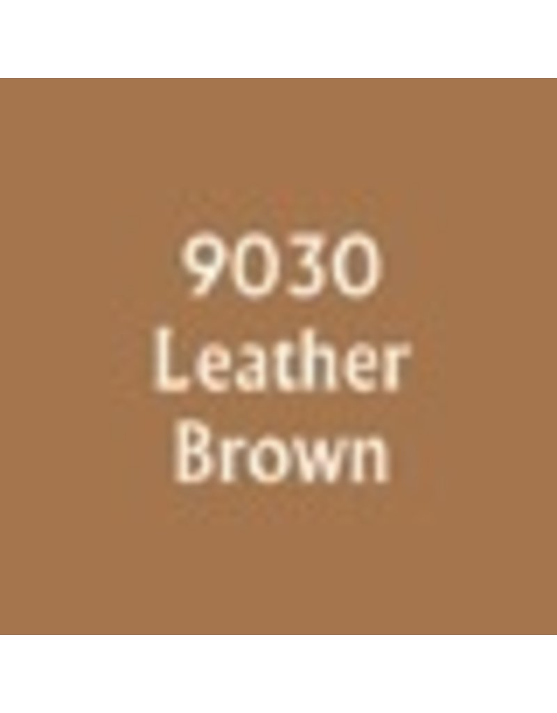 Reaper Paints & Supplies RPR09030 MS Leather Brown