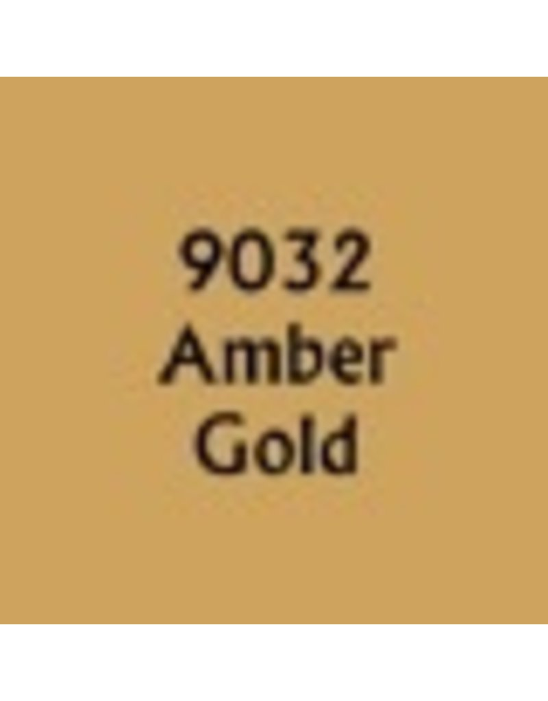 Reaper Paints & Supplies RPR09032 MS Amber Gold