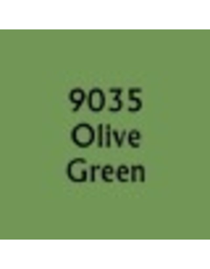 Reaper Paints & Supplies RPR09035 MS Olive Green