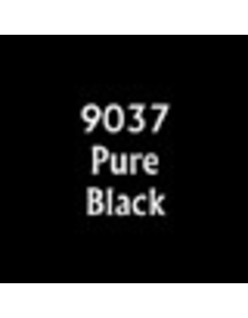 Reaper Paints & Supplies RPR09037 MS Pure Black