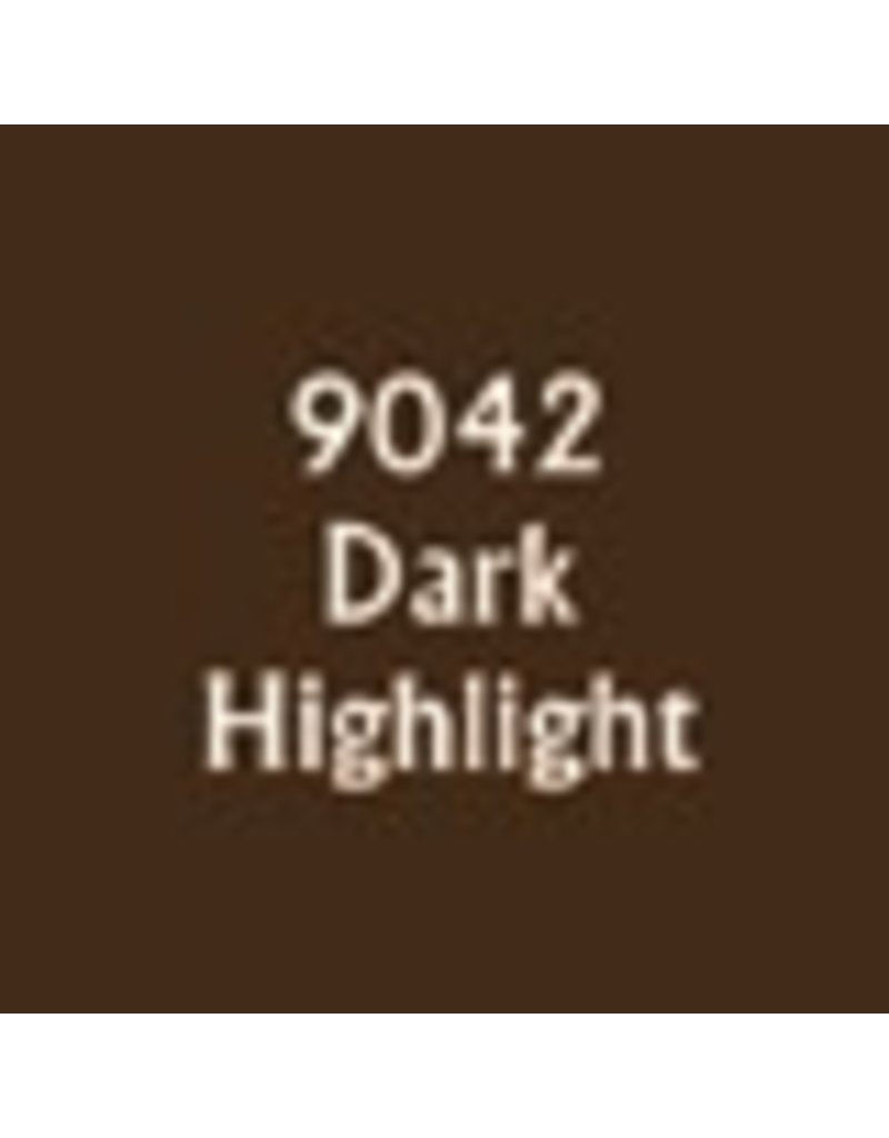 Reaper Paints & Supplies RPR09042 MS Dark Skin Highlights