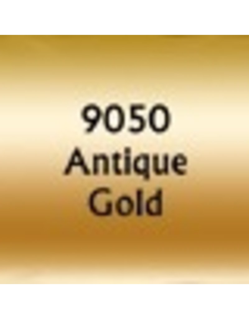 Reaper Paints & Supplies RPR09050 MS Antique Gold