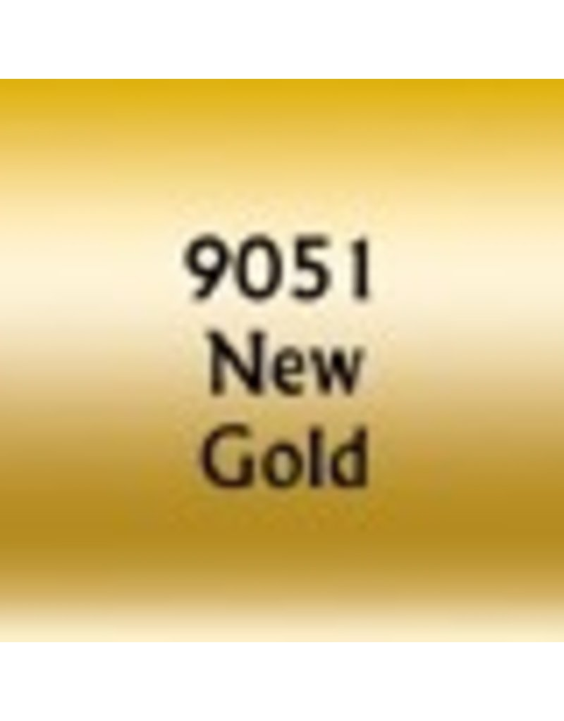 Reaper Paints & Supplies RPR09051 MS New Gold