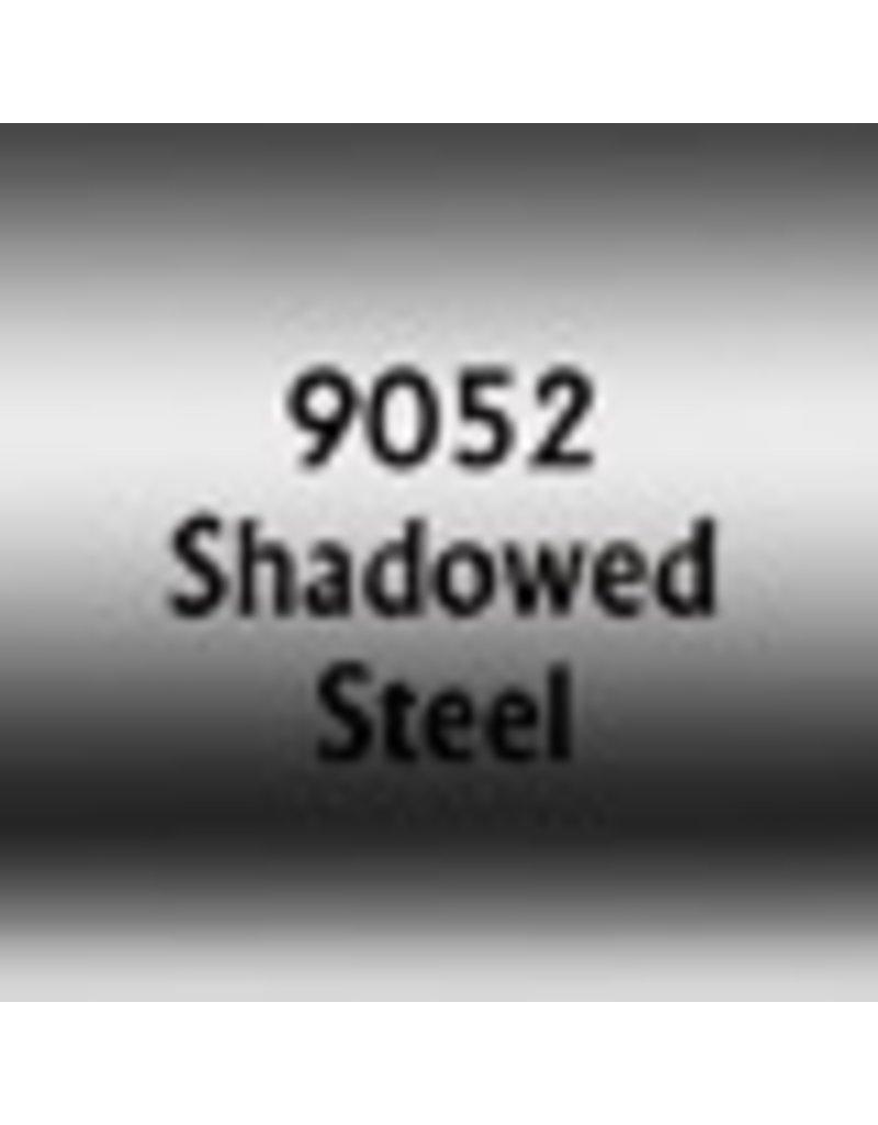 Reaper Paints & Supplies RPR09052 MS Shadowed Steel