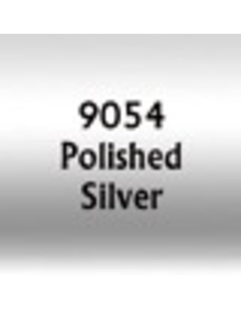 Reaper Paints & Supplies RPR09054 MS Polished Silver