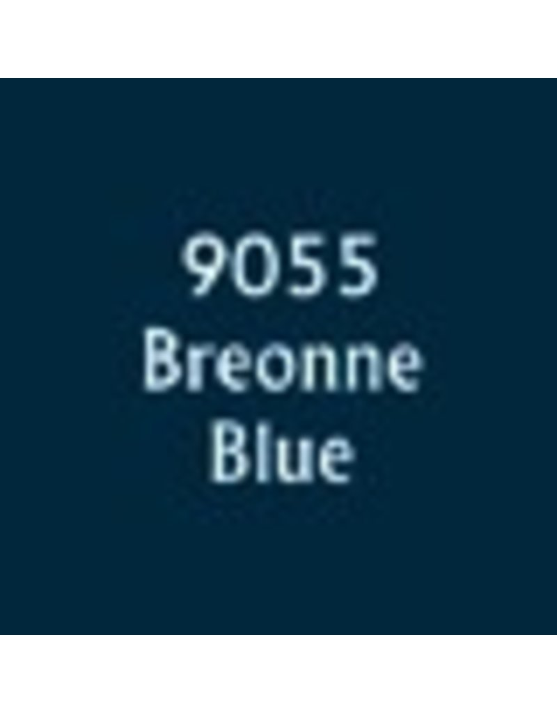 Reaper Paints & Supplies RPR09055 MS Breonne Blue