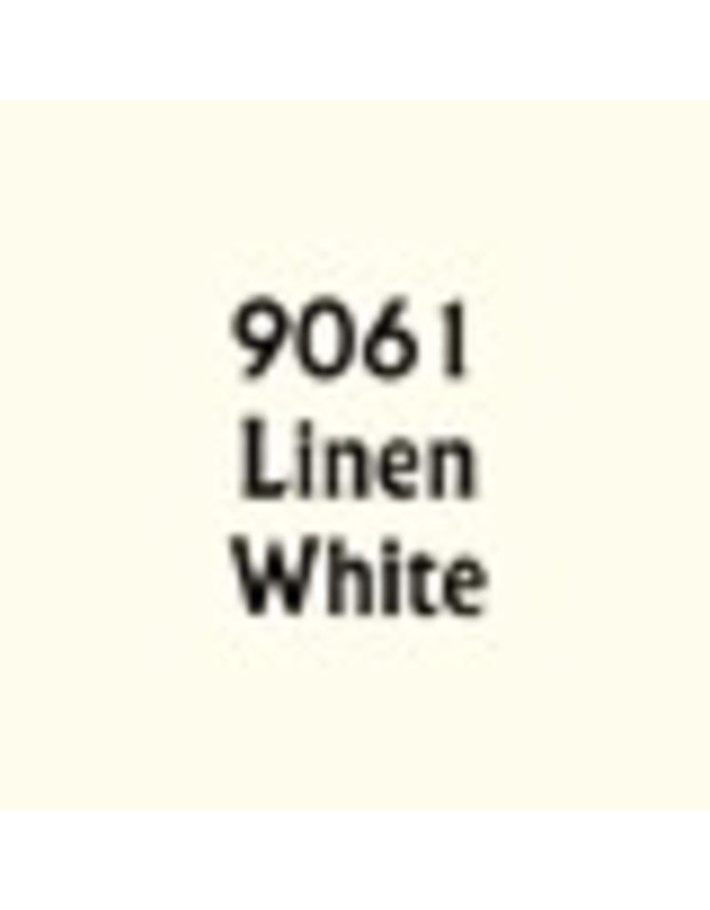 Reaper Paints & Supplies RPR09061 MS Linen White
