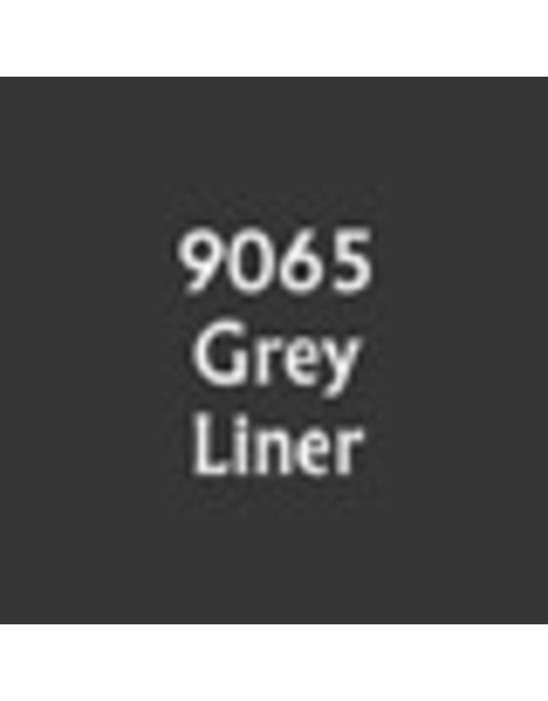 Reaper Paints & Supplies RPR09065 MS Grey Liner