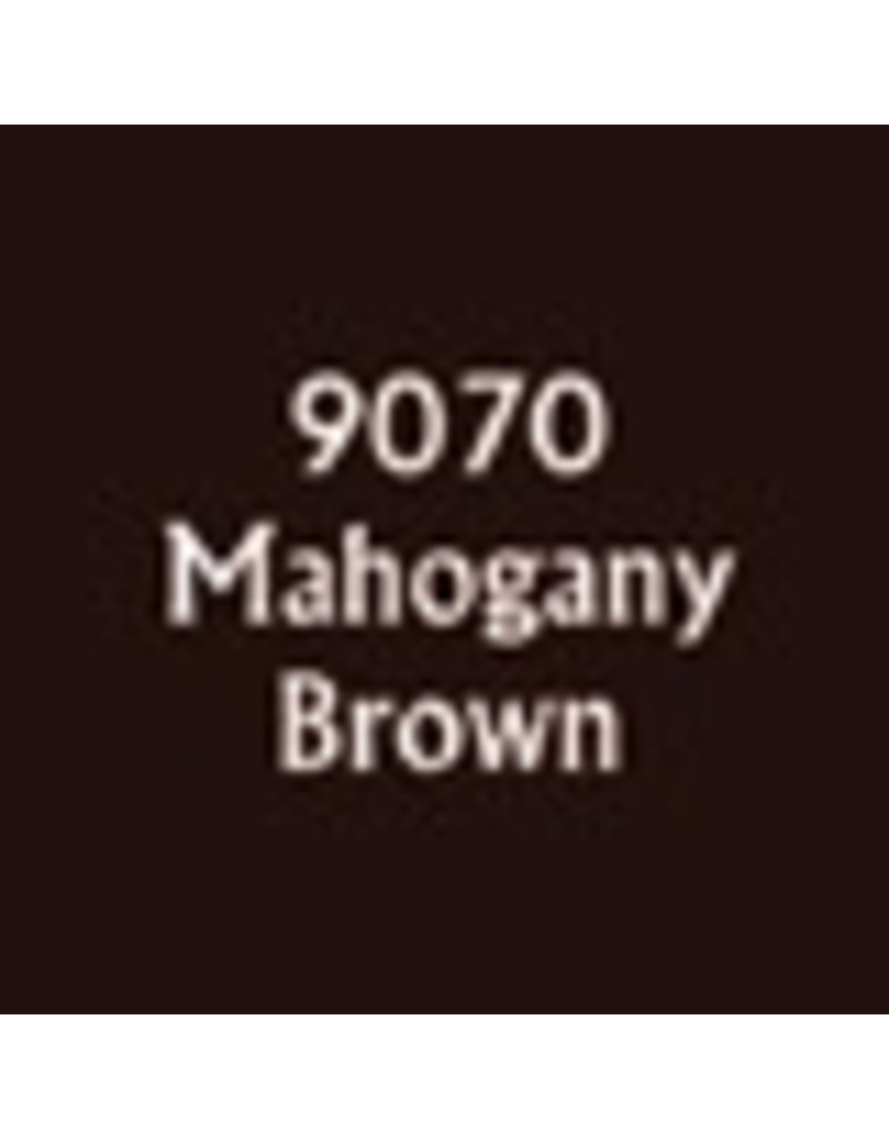 Reaper Paints & Supplies RPR09070 MS Mahogany Brown