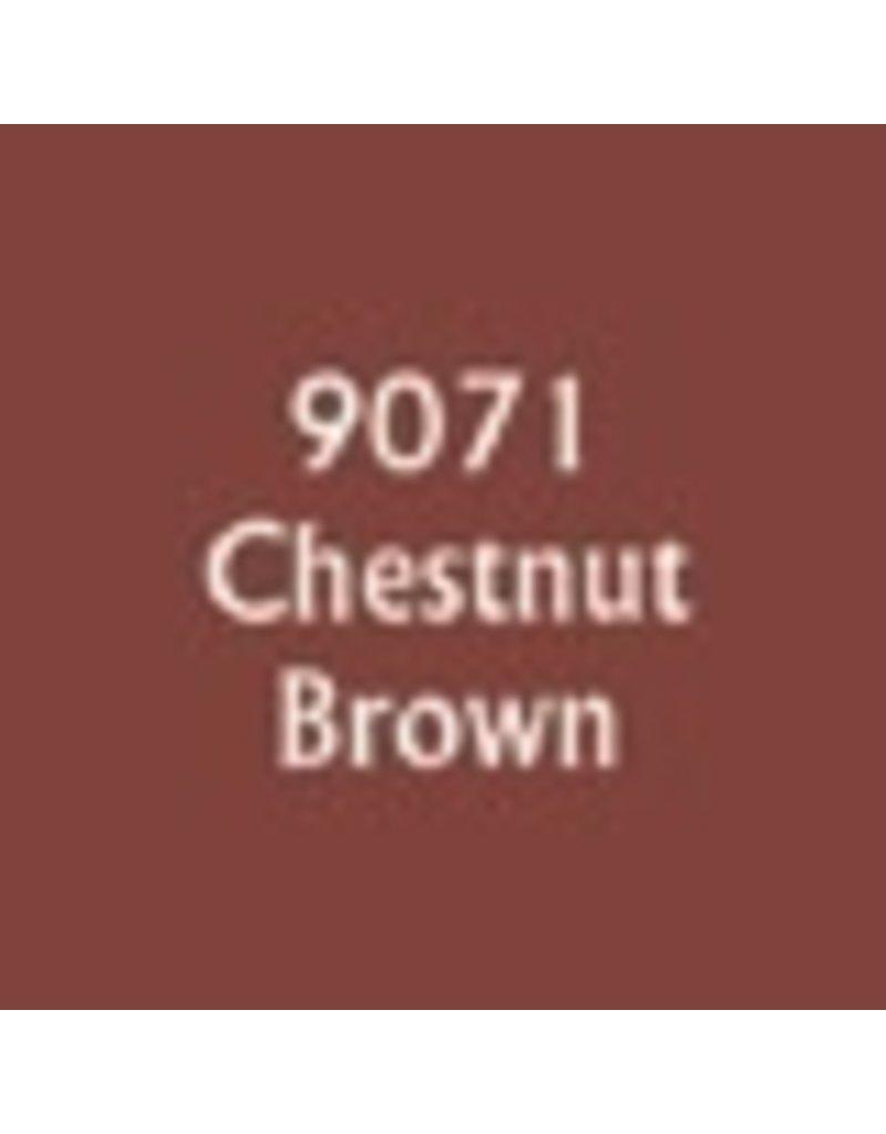 Reaper Paints & Supplies RPR09071 MS Chestnut Brown