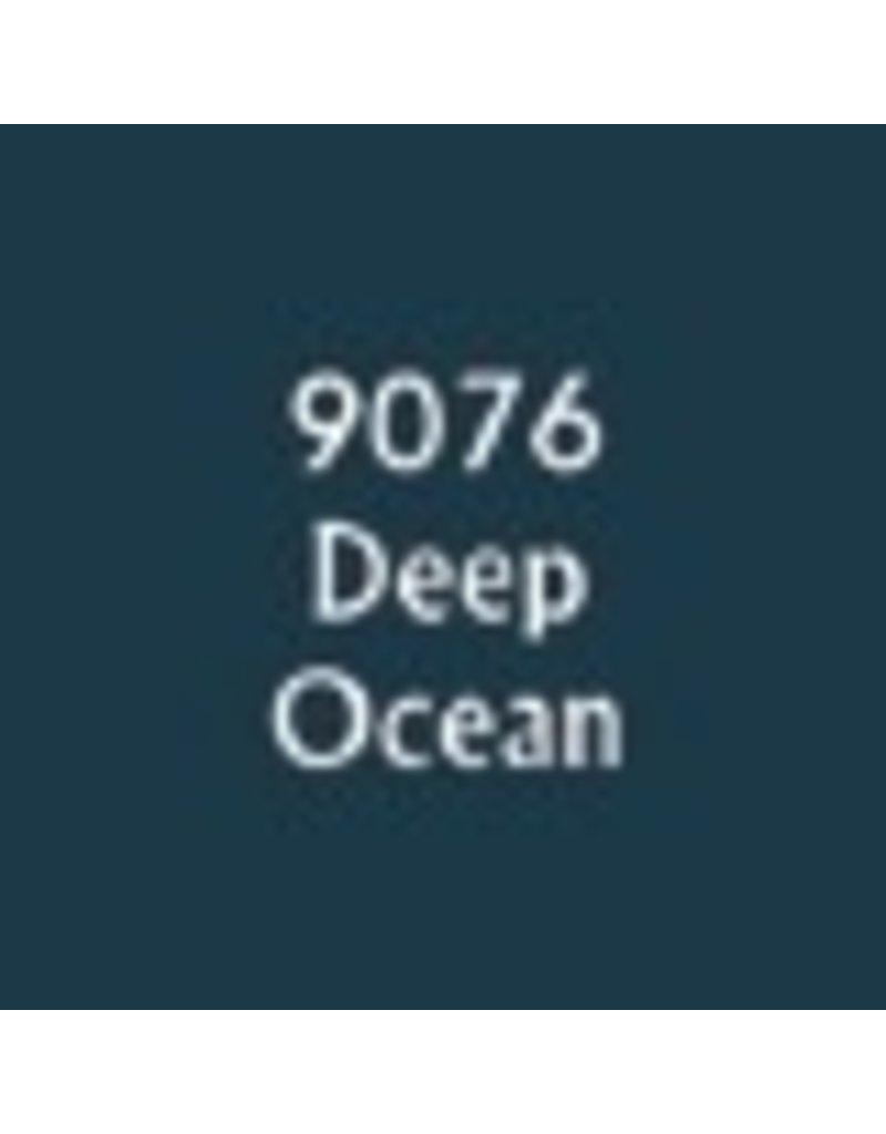Reaper Paints & Supplies RPR09076 MS Deep Ocean
