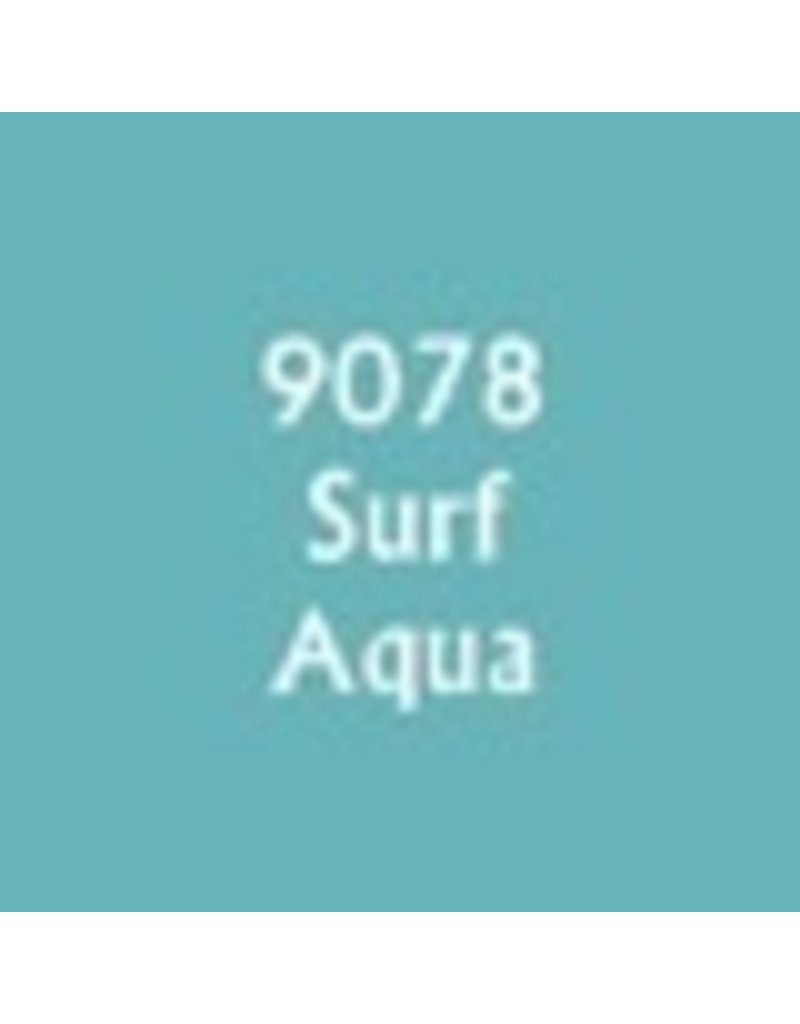 Reaper Paints & Supplies RPR09078 MS Surf Aqua