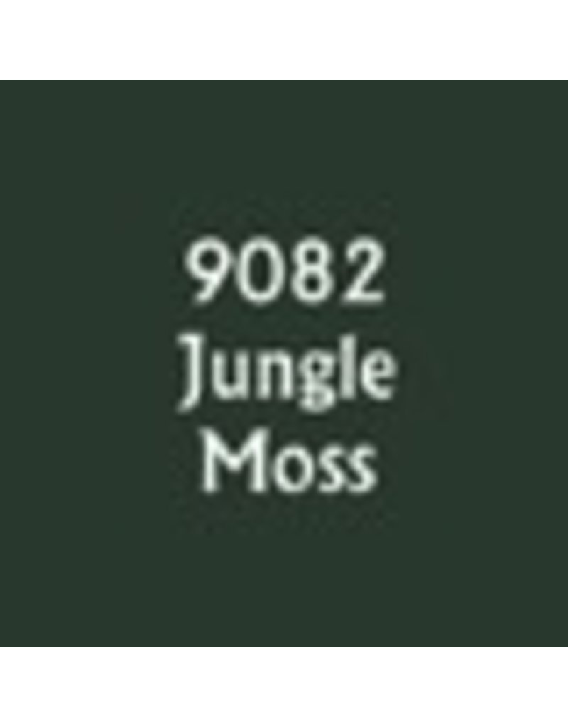 Reaper Paints & Supplies RPR09082 MS Jungle Moss