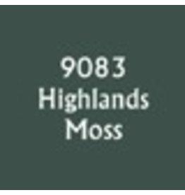 Reaper Paints & Supplies RPR09083 MS Highland Moss