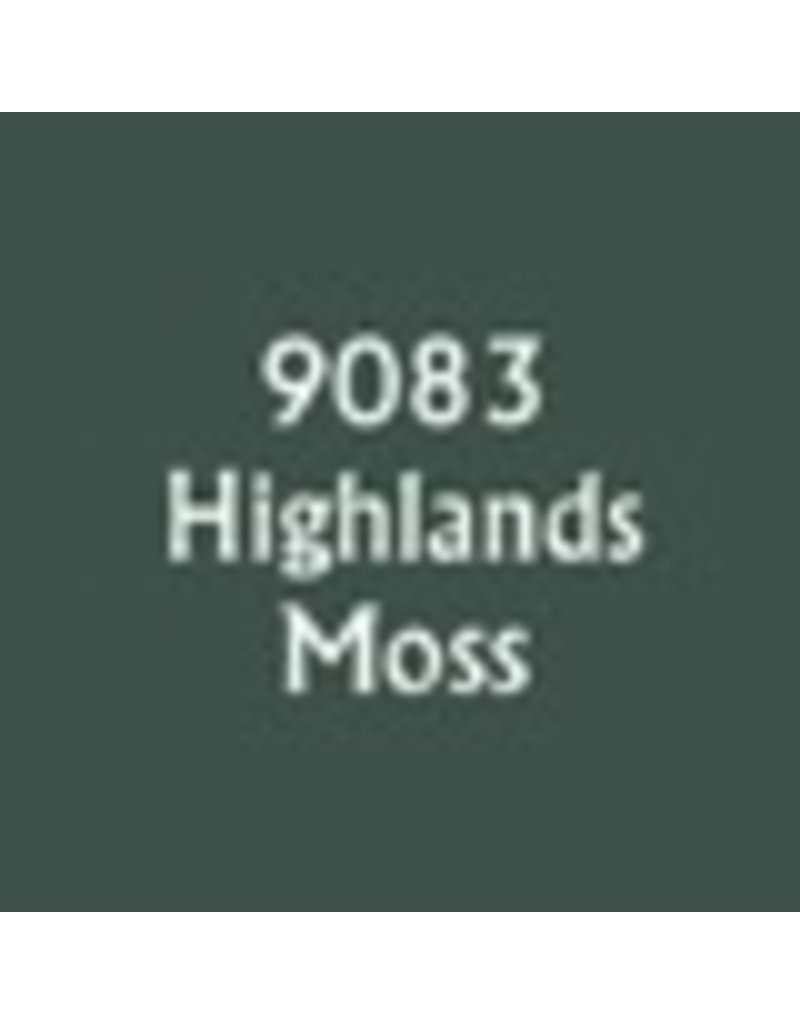 Reaper Paints & Supplies RPR09083 MS Highland Moss