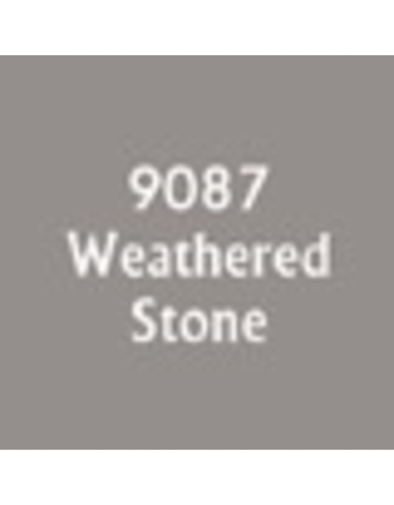 Reaper Paints & Supplies RPR09087 MS Weathered Stone