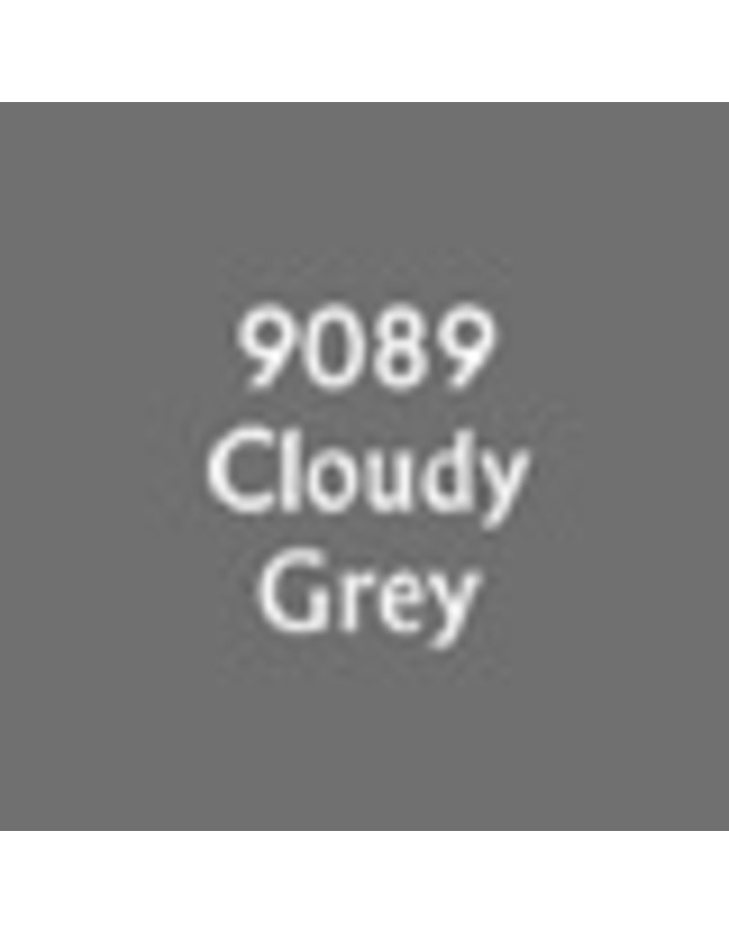 Reaper Paints & Supplies RPR09089 MS Cloudy Grey