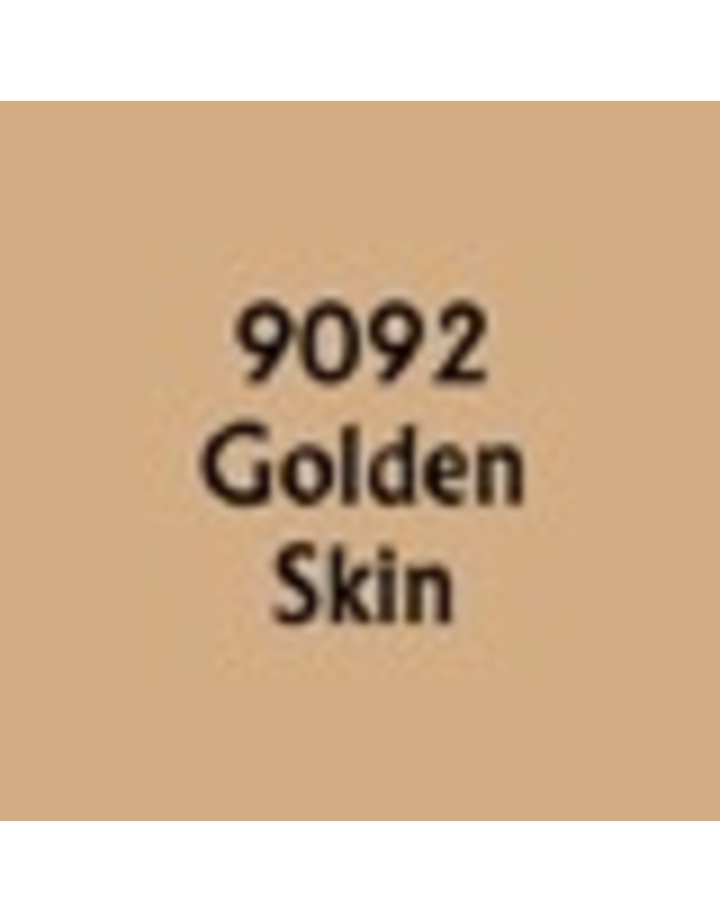 Reaper Paints & Supplies RPR09092 MS Golden Skin